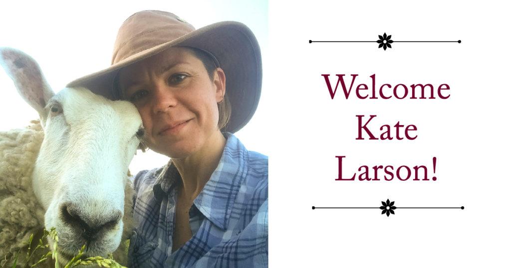 Welcome <em>Spin Off</em> Magazine's New Editor, Kate Larson