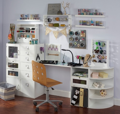 The ABC's of Organizing Your Craft Space