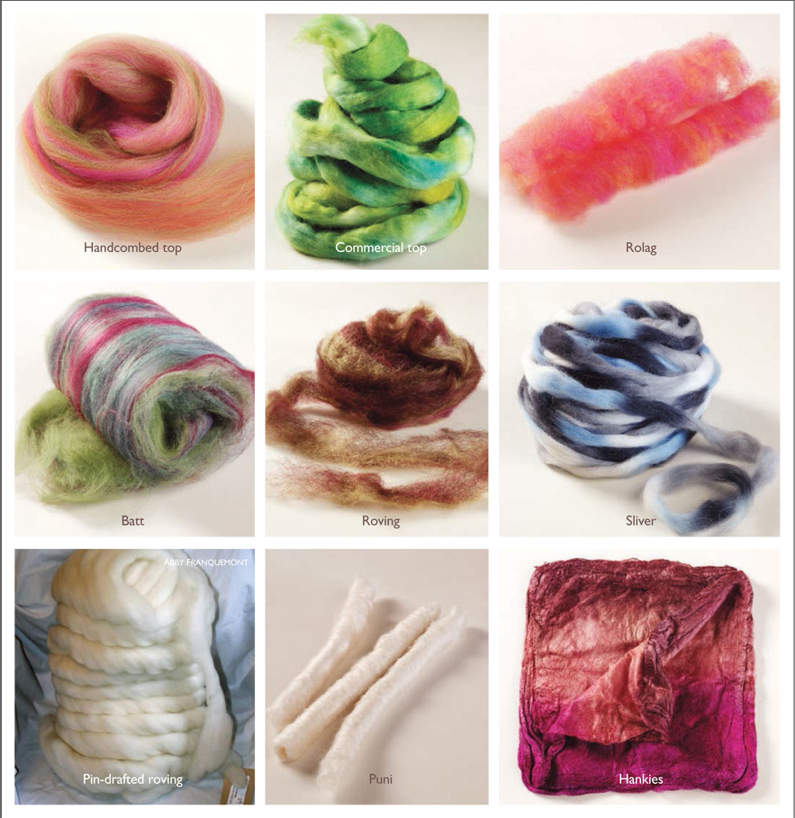 Learn about roving in this exclusive, free ebook on how to make yarn with a spinning wheel.