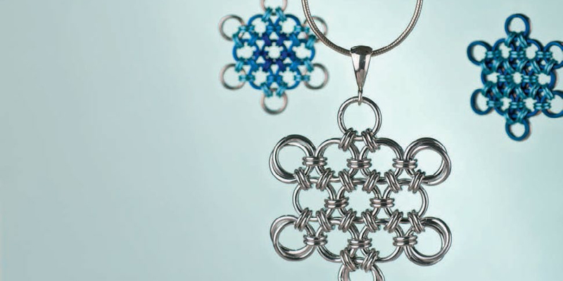 Winter Jewelry Designs eBook: Free Jewelry Projects Inspired by Winter