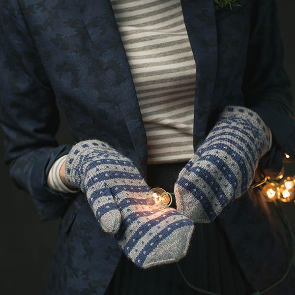 interweave knits holiday