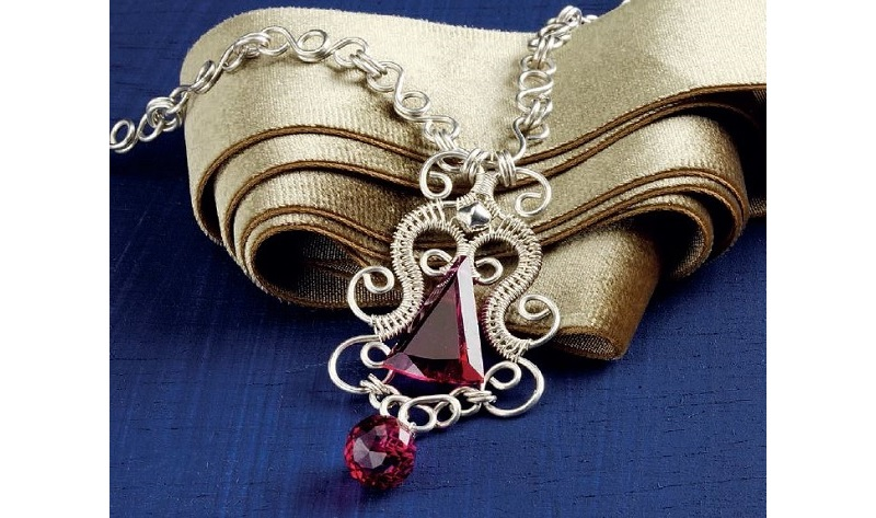 Artisan Filigree: 6 Tips for Transforming Wire into Pretty Wire Jewelry Art