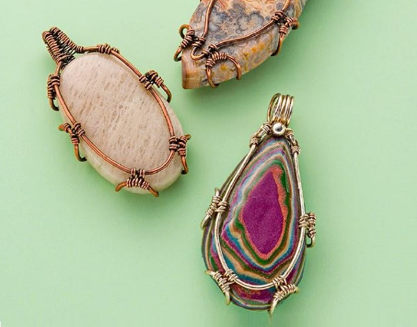 6 ways to alter wire for more interesting wire jewelry making