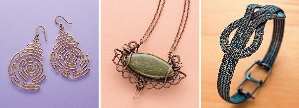 wire-jewelry-making-projects-patterns