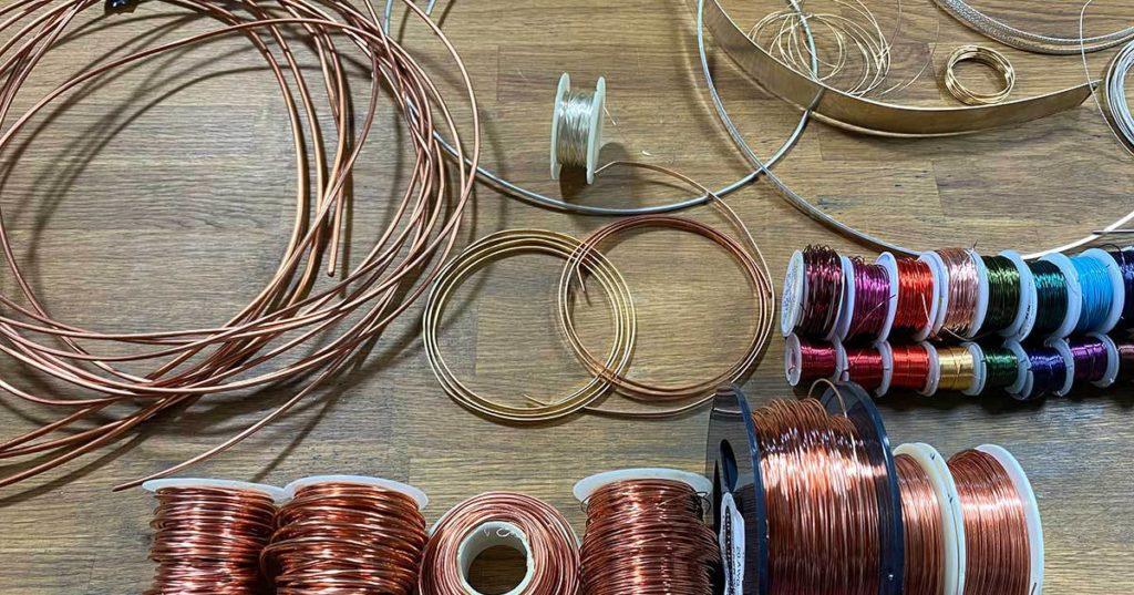 wire jewelry basics