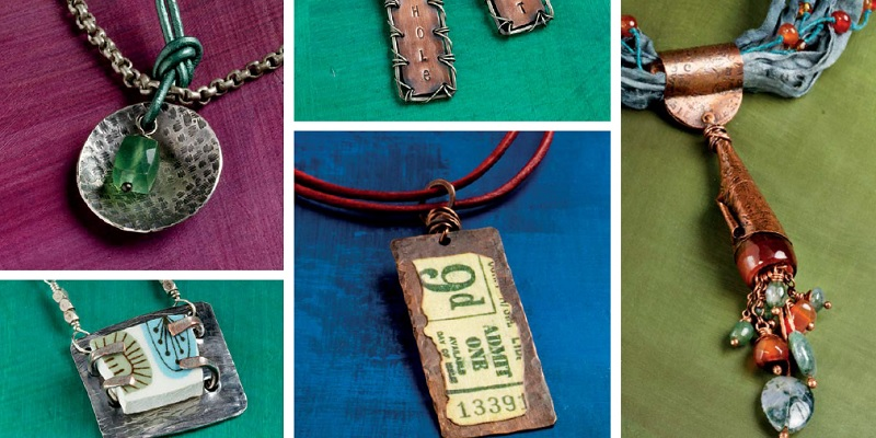 6 Tips for Easy Metalsmithing: Make Metal Jewelry Without Soldering or Sawing