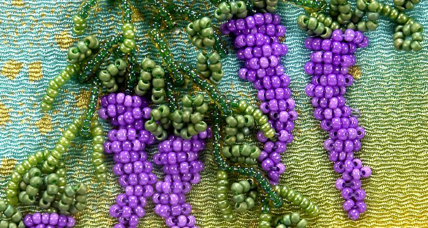 Reaping the Rewards of Nature:  How to Create Botanical Bliss with Seed Beads