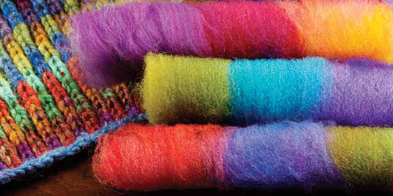 Wool Combing and Carding: How to Use Hand Carders, Wool Combs and Drum Carders
