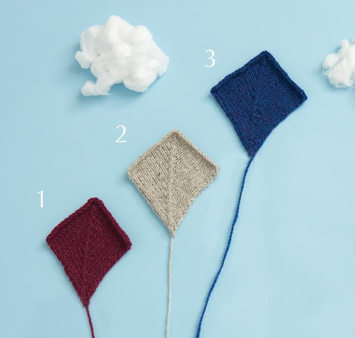 woolen-spun yarns
