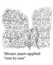 Woven Seams