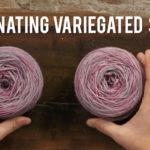 Yarn Hack: Alternate Skeins for Even Coloring
