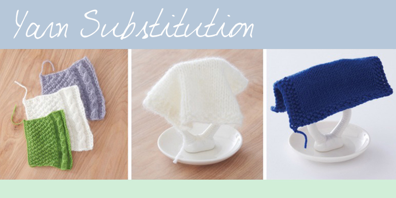 Yarn Substitution from Basic to Advanced