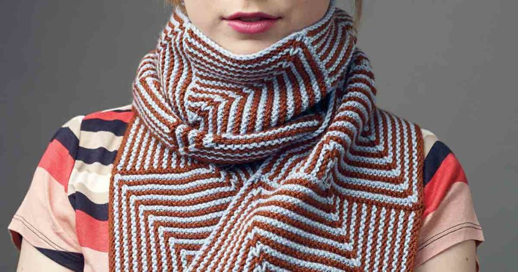 The Zed Scarf: A Must-Have Fall Statement Piece